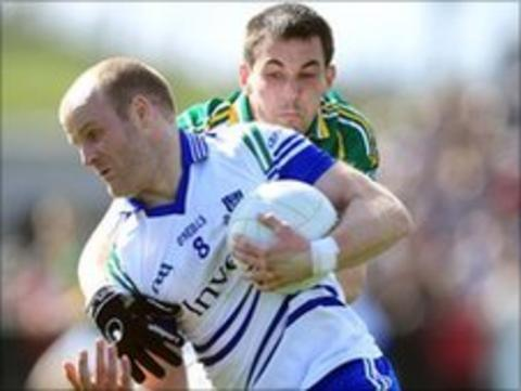 Dick Clerkin and Anthony Maher