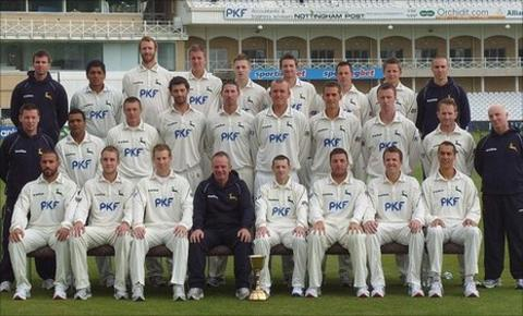 Nottinghamshire CCC 2011