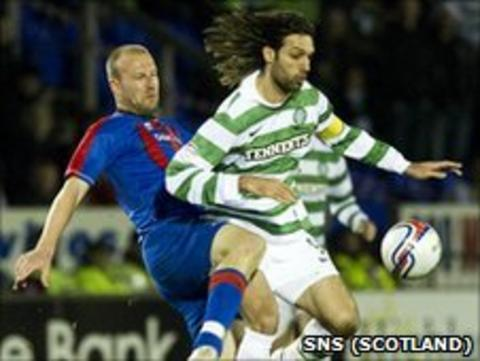 Ross Tokely and Georgios Samaras