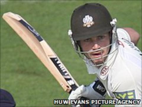Tom Maynard faces Glamorgan