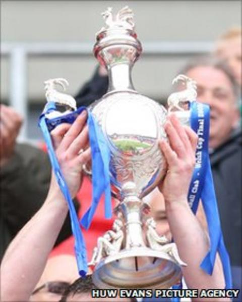 The Welsh Cup