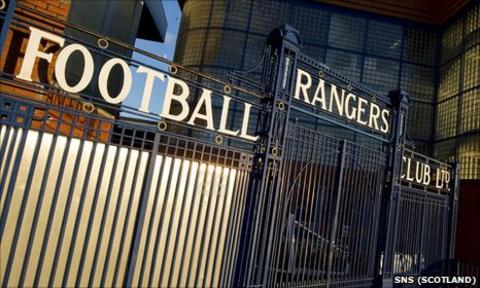 Rangers are the subject of a takeover bid from Craig Whyte