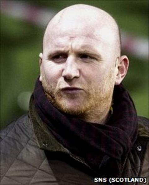 Former Celtic favourite John Hartson