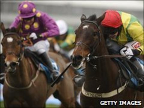 Big Zeb gained revenge for Sizing Europe's Cheltenham victory