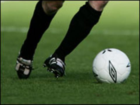 Football on the BBC