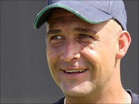 Ireland all-rounder Andre Botha