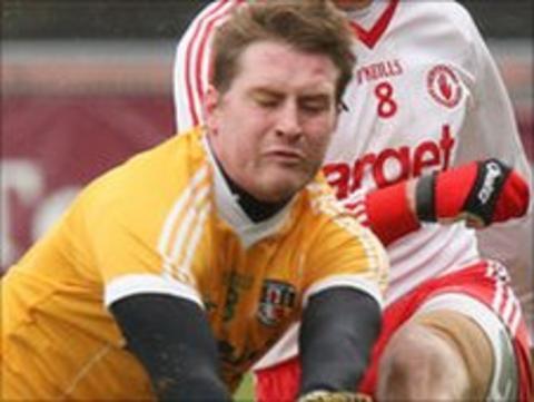 Kevin McGourty