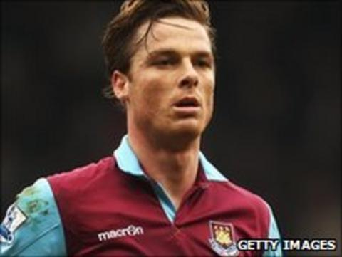 West Ham's Scott Parker