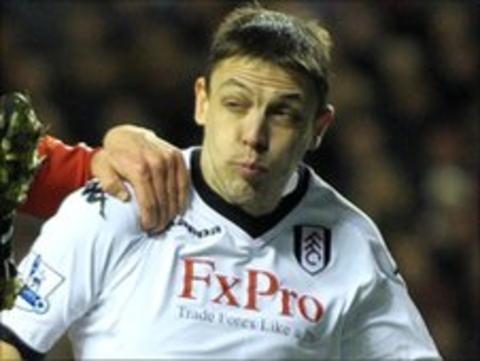 Fulham's Chris Baird
