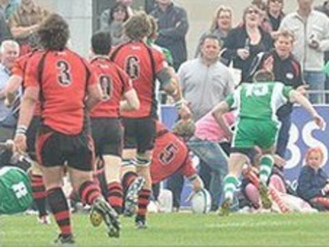 Siam Cup 2010: Guernsey v Jersey