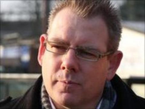 Gareth Baldwin