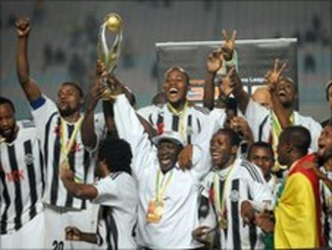 African champions TP Mazembe