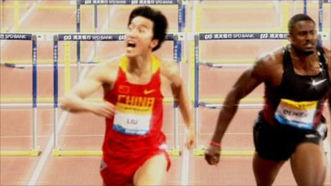 China's Liu Xiang
