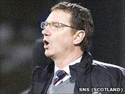 Willie McStay was at Ross County for less than three months