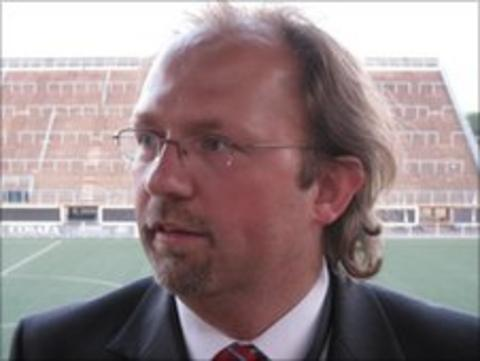 Belgian coach Tom Saintfiet