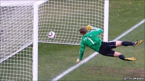 Goal-line technology will hopefully eradicate mistakes
