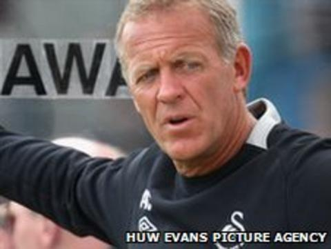 Alan Curtis has served Swansea as both a player and a coach