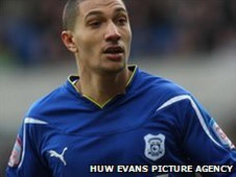 Jay Bothroyd won his first England cap this season after starring for Cardiff