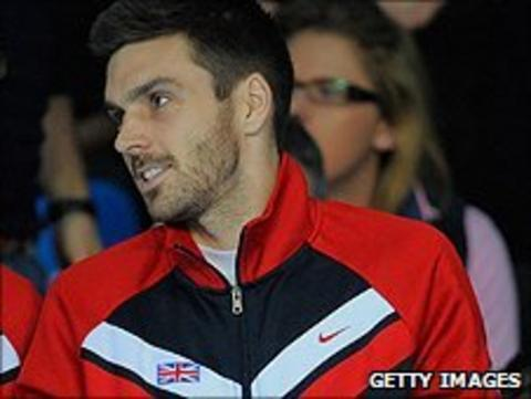 Jamie Murray and Colin Fleming