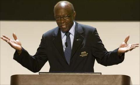 Fifa vice-president Jack Warner