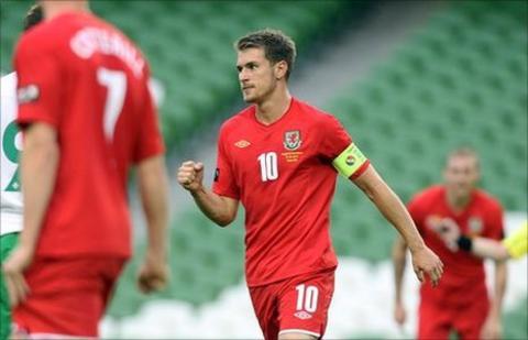 a36a3d7077a Wales 2-0 N Ireland - BBC Sport