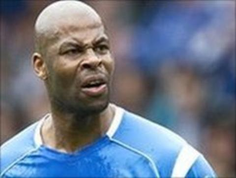 Former St Johnstone defender Michael Duberry