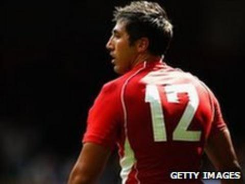Gavin Henson's World Cup hopes are still alive after his Wales return on Saturday