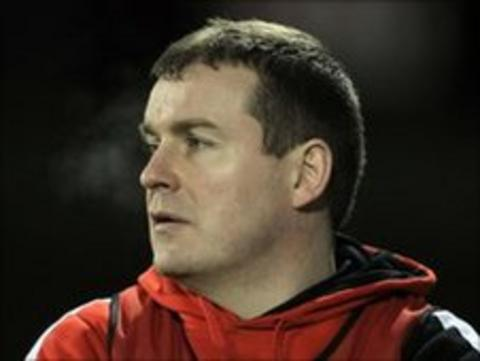Down manager James McCartan