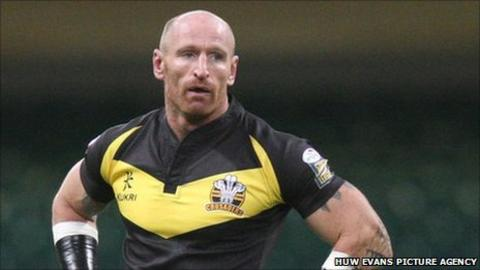 Gareth Thomas has been a successful convert from rugby union to rugby league