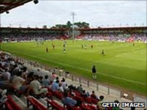Bournemouth's Dean Court ground