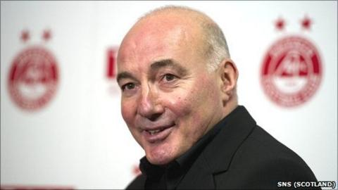 Aberdeen director of football development Willie Miller