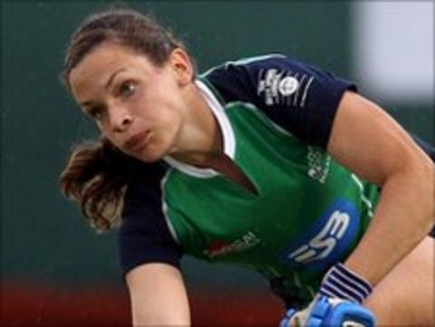 Cliodhna Sargent of Ireland