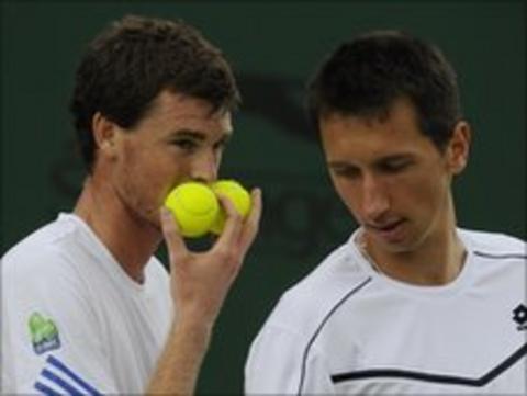 Jamie Murray and Serghiy Stakhovsky