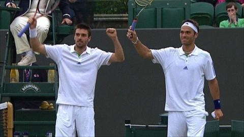 Colin Fleming & Ross Hutchins