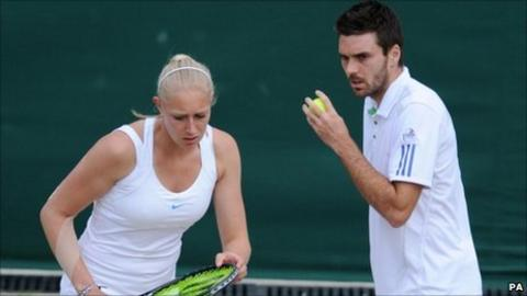 Jocelyn Rae and Colin Fleming