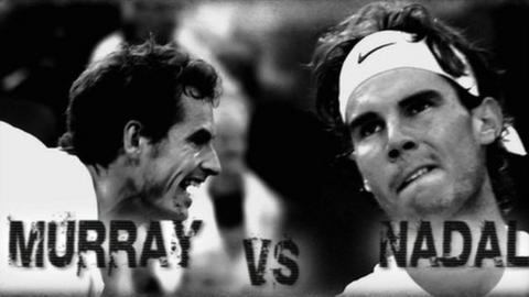 Murray & Nadal set for semi-final showdown