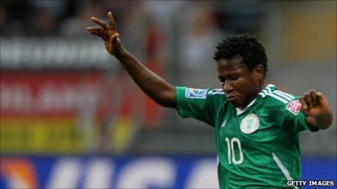 Nigeria's Rita Chikwelu