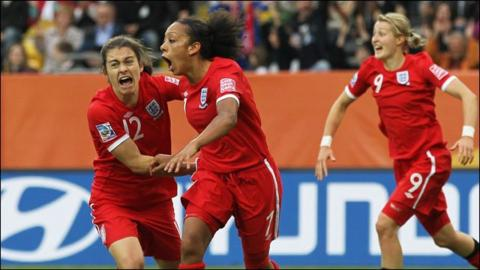 New Zealand 1-2 England