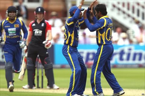 Mendis removes Morgan