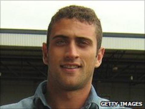 Port Vale striker Ben Williamson