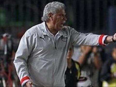 Former Egyptian coach Hassan Shehata