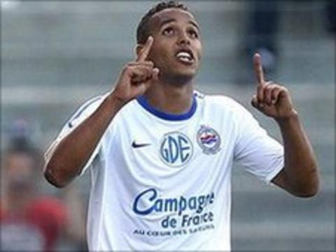 Youssef El Arabi has signed for Al-Hilal