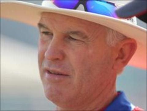 Jersey coach Craig Hogan