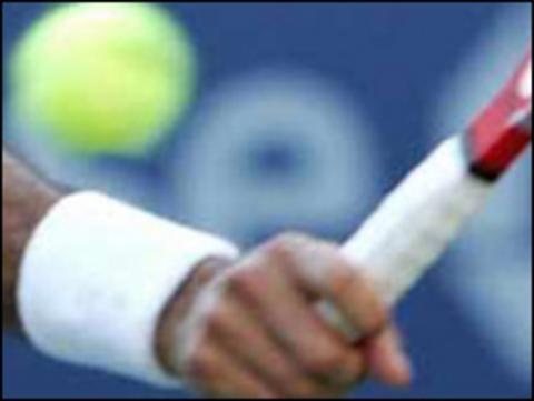 Tennis on the BBC