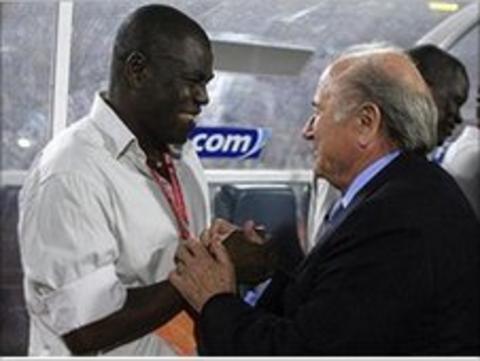 Sellas Tetteh, Ghana's U-20 World Cup winning coach