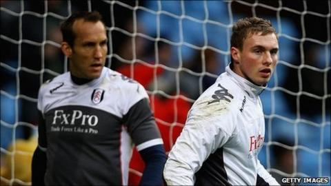 Mark Schwarzer and David Stockdale