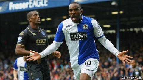 South Africa's Benni McCarthy
