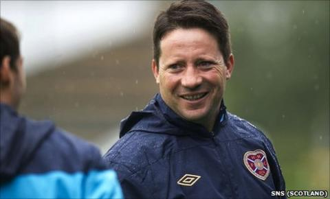 Paulo Sergio is the new manager of Hearts