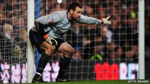 West Bromwich Albion's Marton Fulop