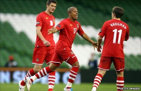 228fce7a79d Rob Earnshaw's Fifa ranking challenge to Wales players - BBC Sport